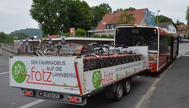 Fahrradbus startet wieder am 2. Mai