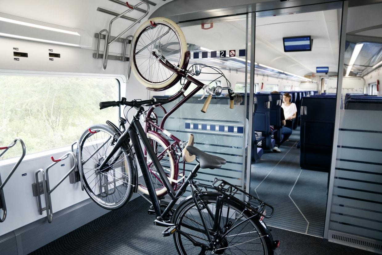 Neue Bedingungen zur Fahrradmitnahme in der Bahn