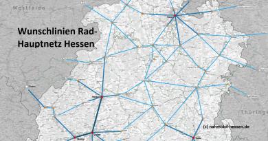 Radverkehrsforum thematisiert  Rad-Hauptnetz-Verbindungen