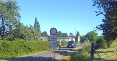 Ortsbefahrung in Kirchhain