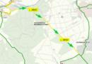 Westlicher Radzubringer nach Marburg und den Behringstandorten