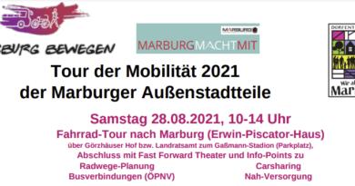 Tour der Mobilität 2021